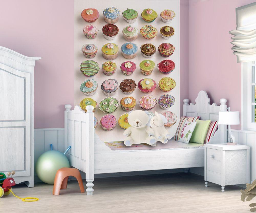 Poster murali howard shooter cupcakes for Parati murali