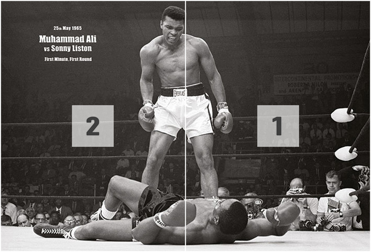 ali vs liston coloring pages - photo#5