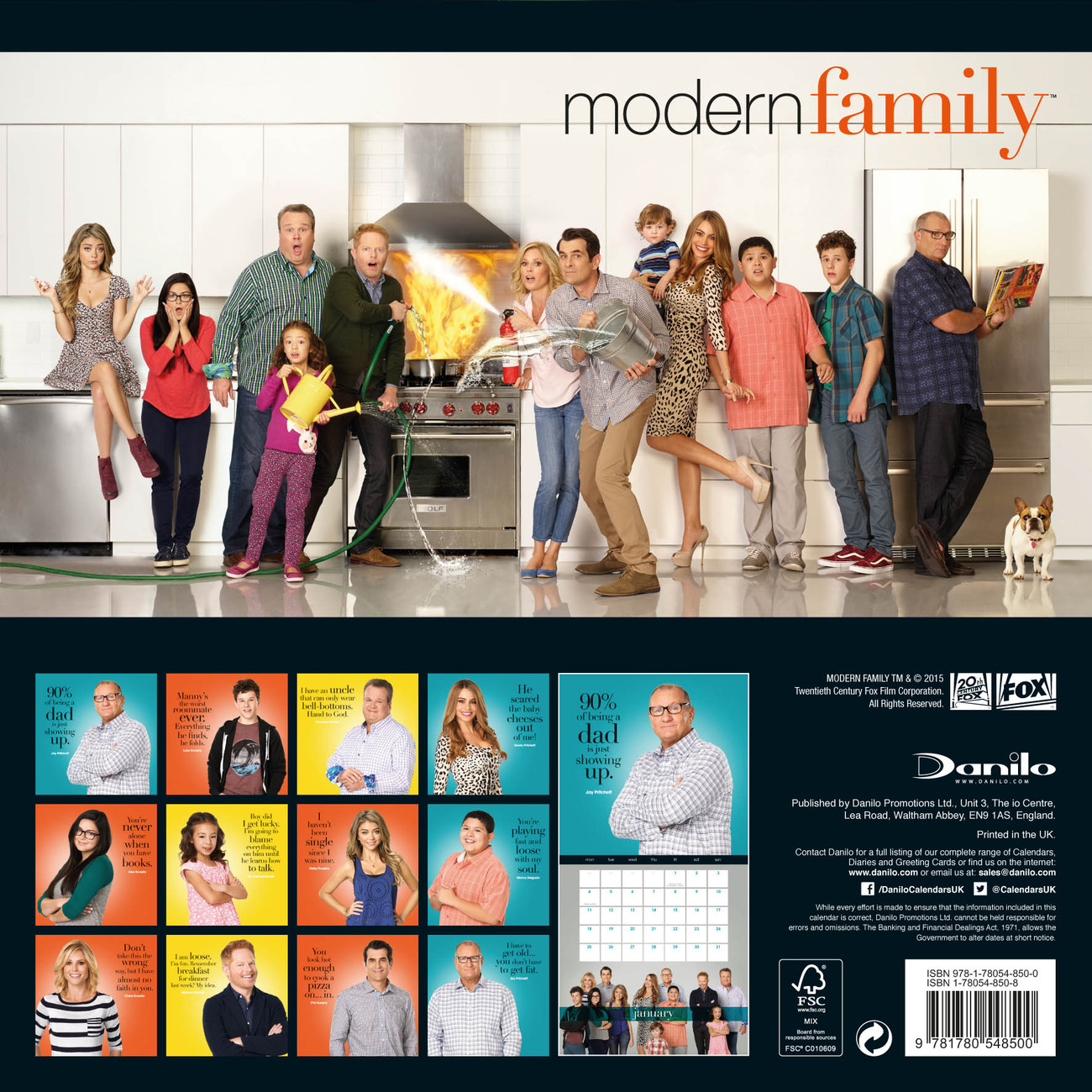 modern family watching television Modern family is an abc situation comedy the show debuted in 2009 and ended it's first season in 2010 the show has a stellar cast from julie bowen who plays claire to ed o'neil who plays jay pritchett.