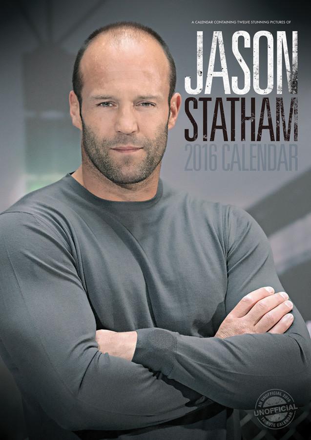 Jason Statham Kalendar...