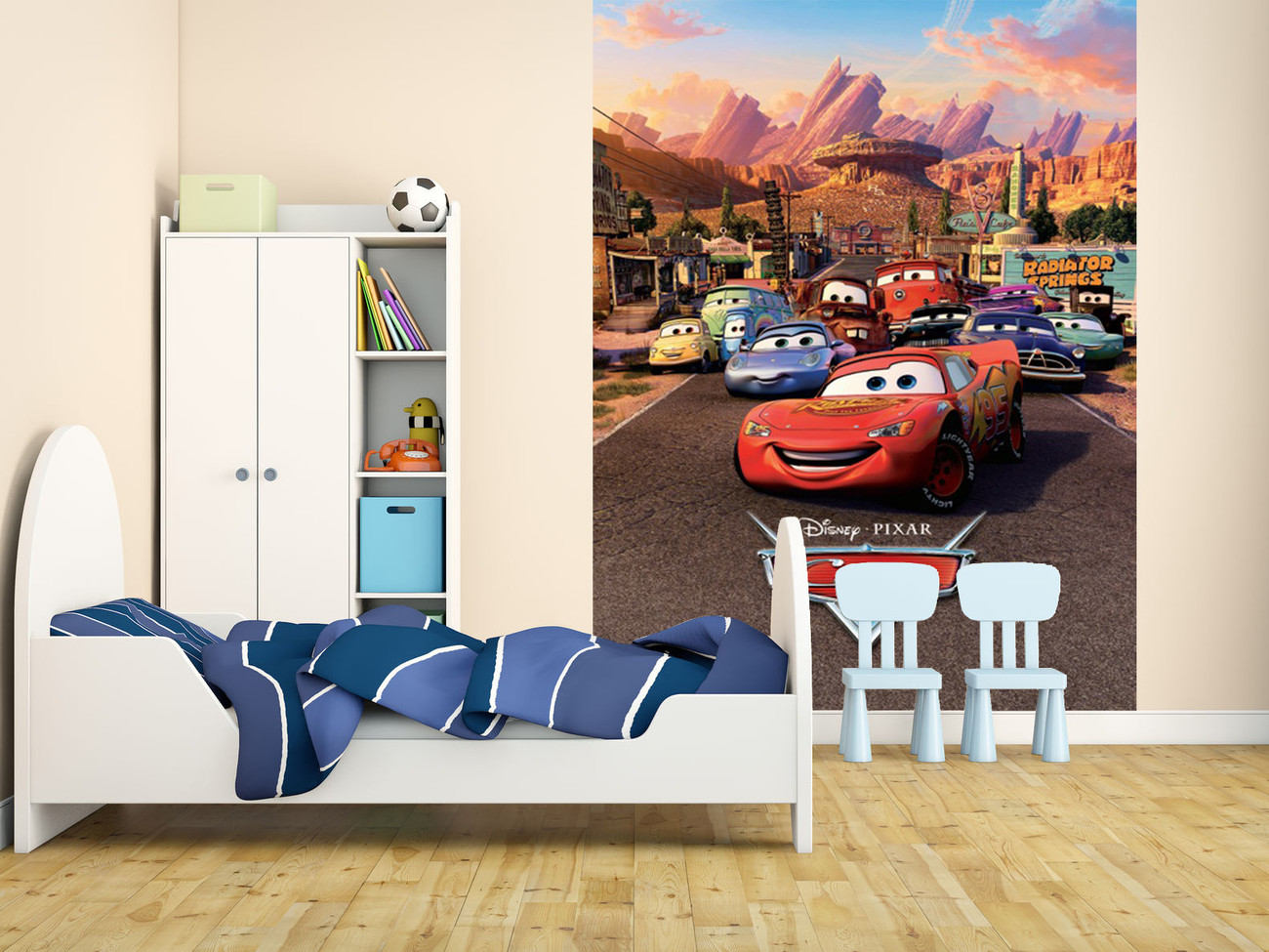 fototapete tapete cars characters bei europosters. Black Bedroom Furniture Sets. Home Design Ideas