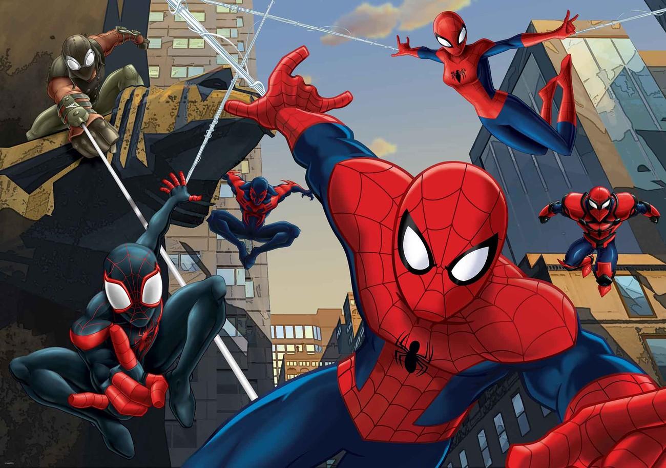 Carta da parati spiderman uomo ragno marvel - Marvel spiderman comics pdf ...