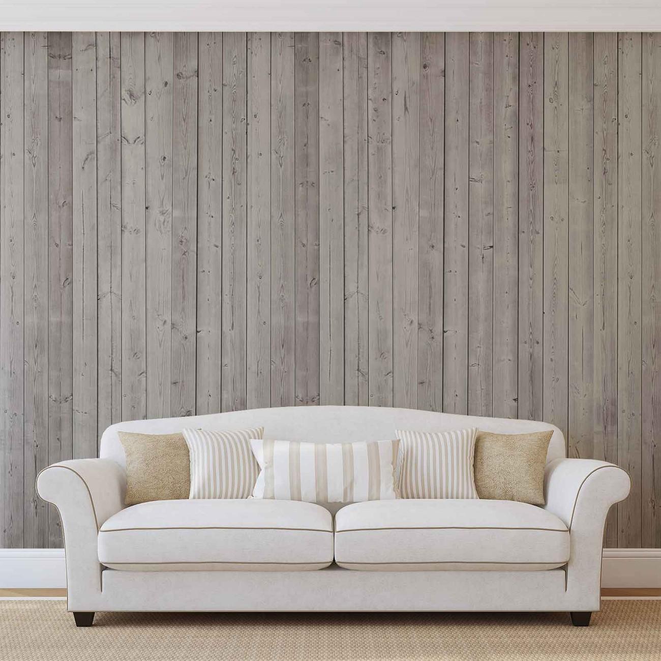 Planches de bois poster mural papier peint acheter le - Planche bois flotte acheter ...