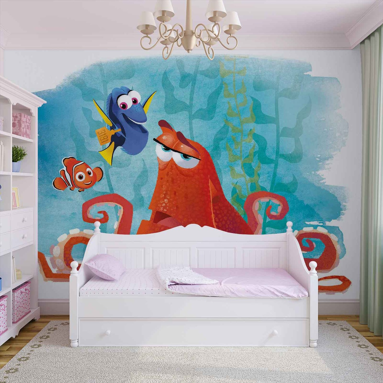 Disney nemo dory poster mural papier peint acheter le - Poster mural sur mesure ...