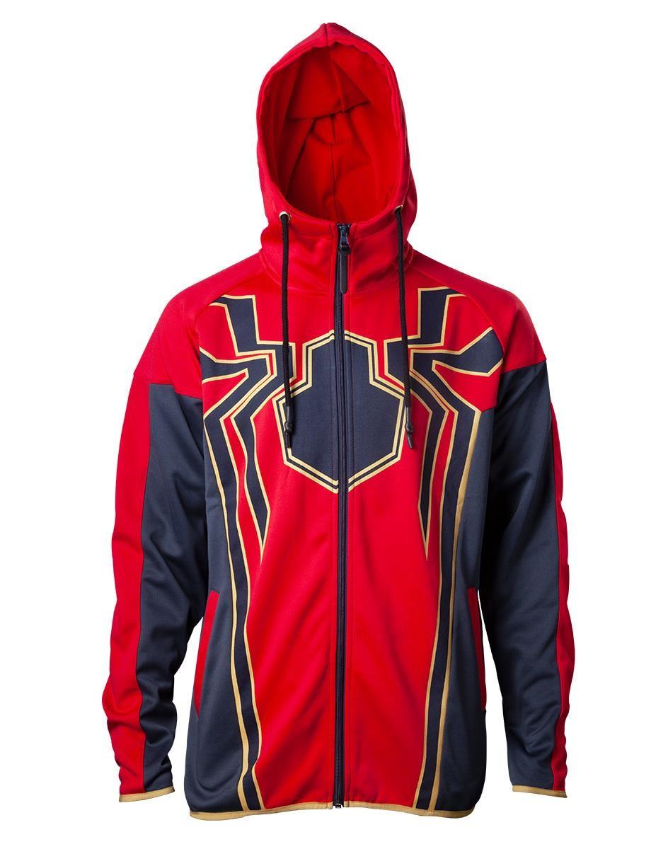 Avengers Infinity War Spiderman Sweater 3d Hoodies Iron