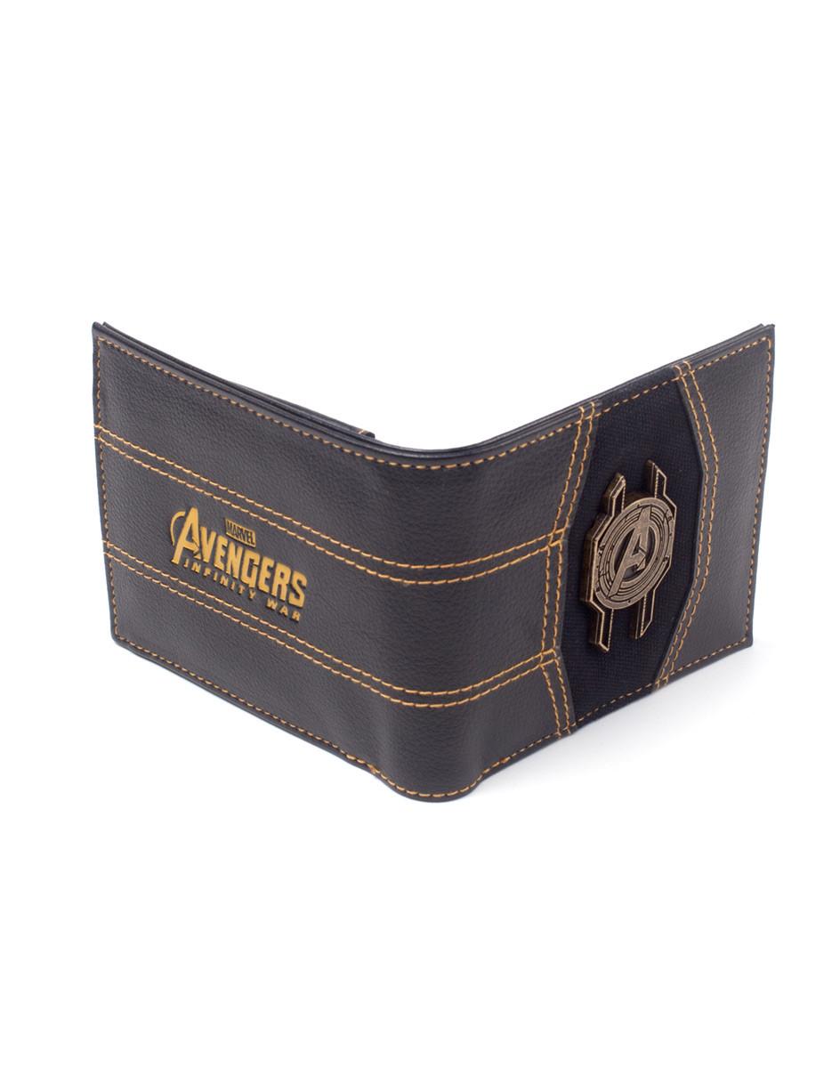 disponibilidad en el reino unido 5fa34 ddb01 Billetera Avengers: Infinity War - Avengers