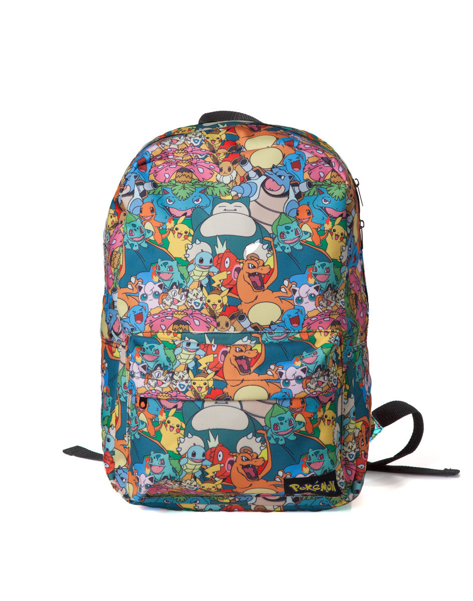 Pokemon Bolso Pokemon Bolso Characters All Over gmbf7yY6vI