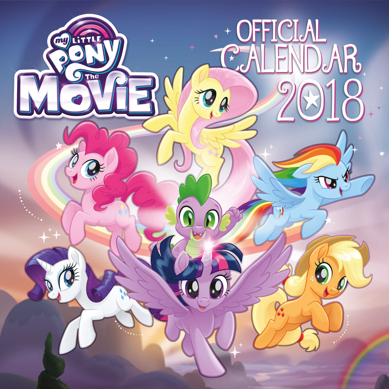 My Little Pony Movie - Calendarios 2019