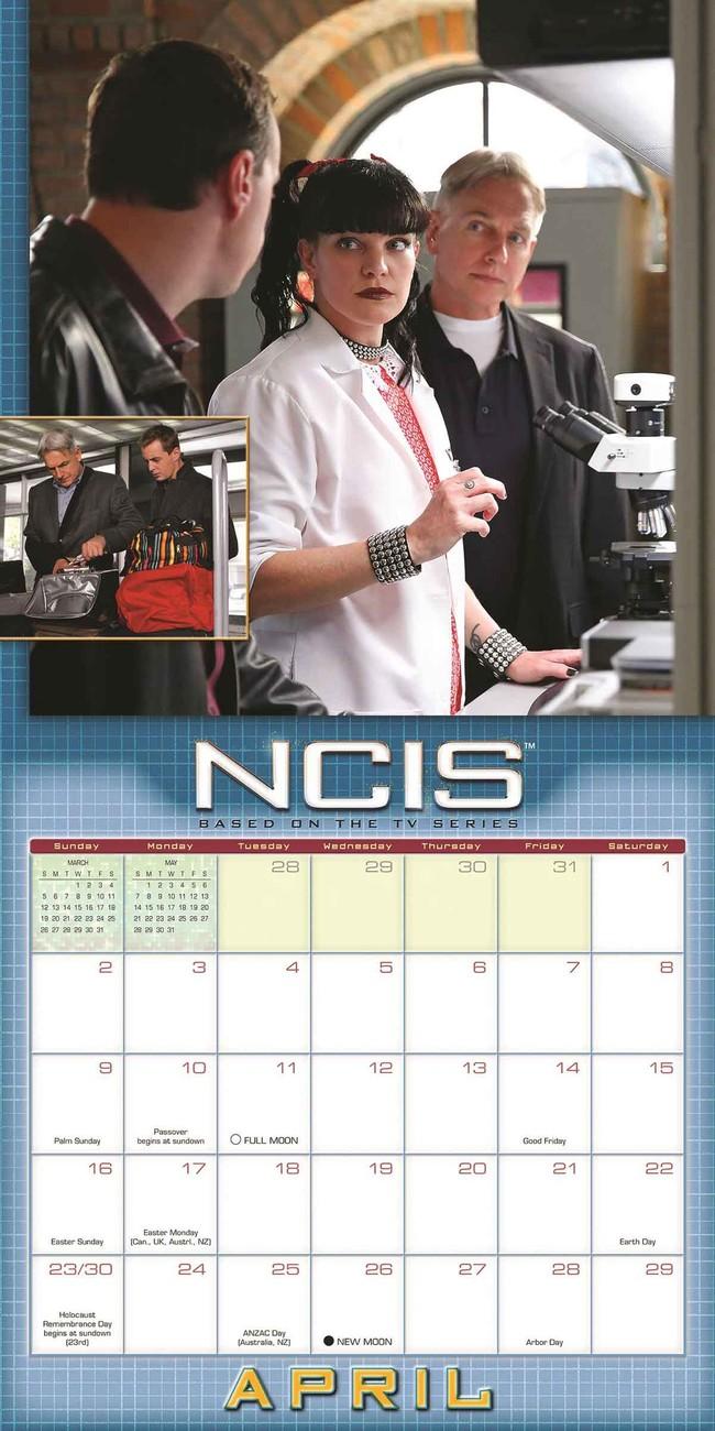 NCIS - Calendarios 2019