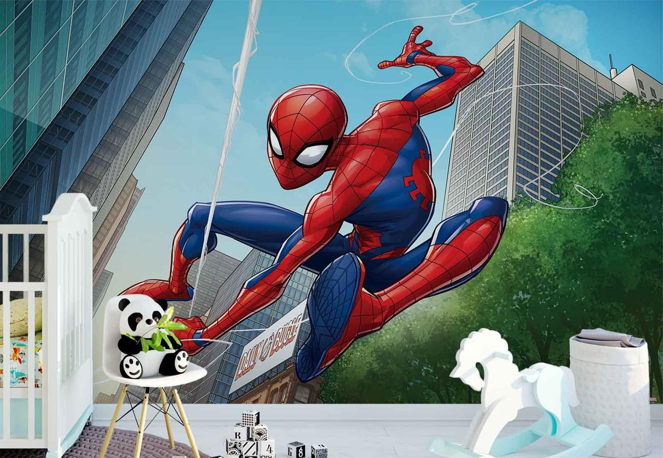 Carta Da Parati Marvel Spiderman 10590 Europostersit