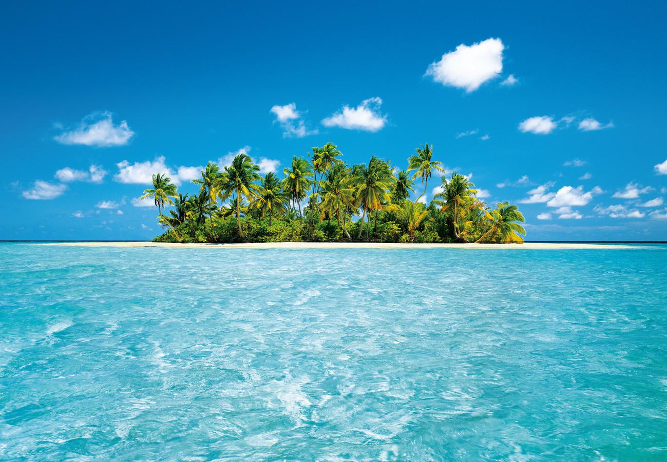 Bestel een MALDIVE DREAM Fotobehang - Bestel nu op EuroPosters.nl