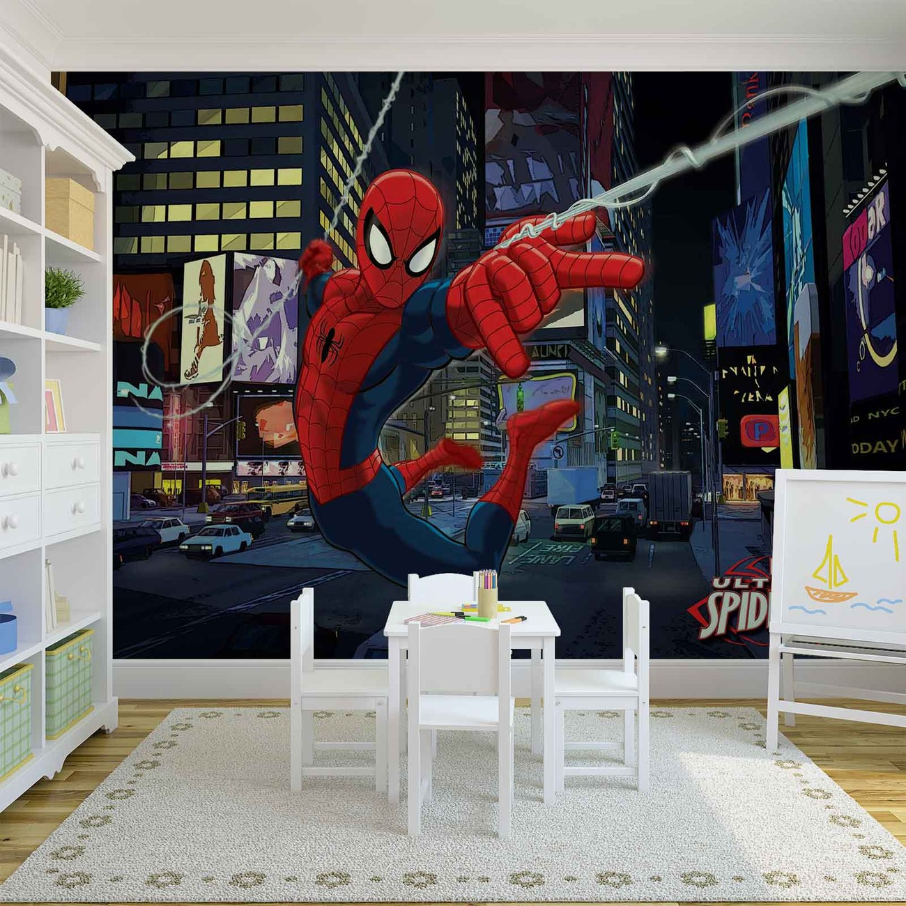 Fotomurale Spiderman Marvel, Papel pintado | Europosters.es