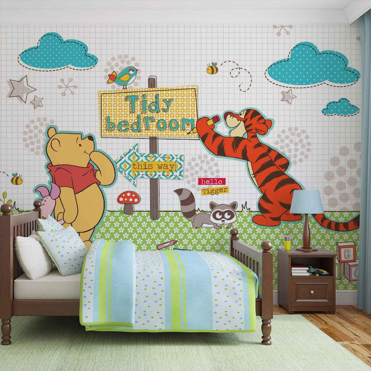 disney winnie pooh tapeta zidne tapete. Black Bedroom Furniture Sets. Home Design Ideas