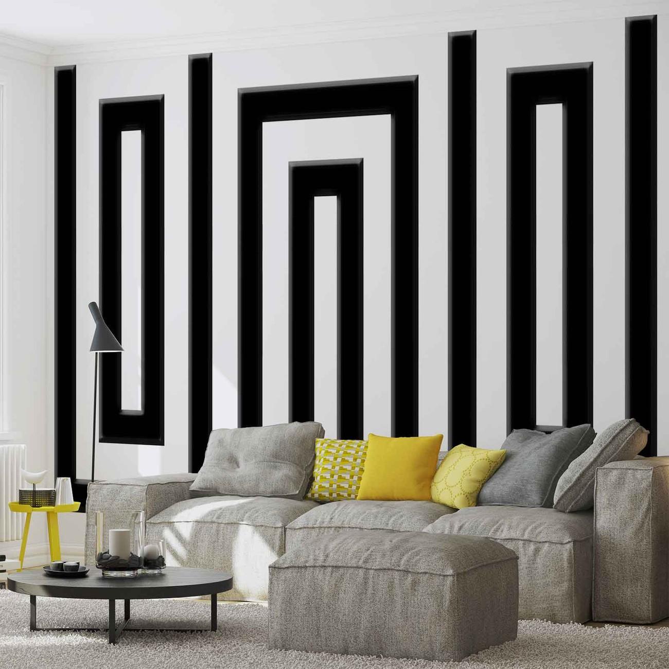 fototapete tapete abstrakte kunst bei europosters kostenloser versand. Black Bedroom Furniture Sets. Home Design Ideas