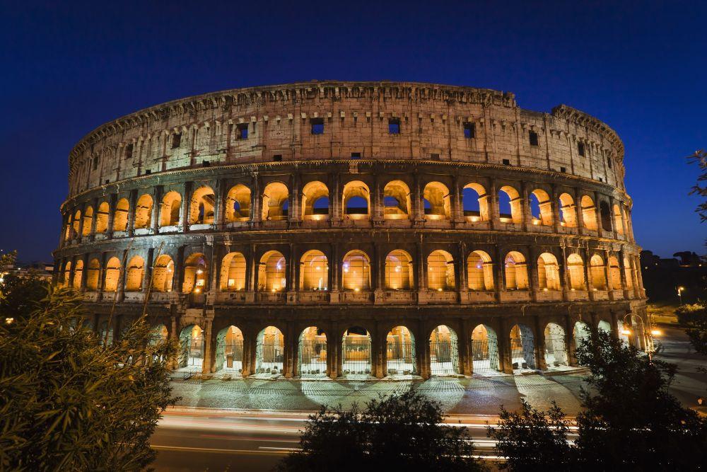 Carta Da Parati Pois Roma : Fototapete tapete das kolosseum bei europosters kostenloser versand