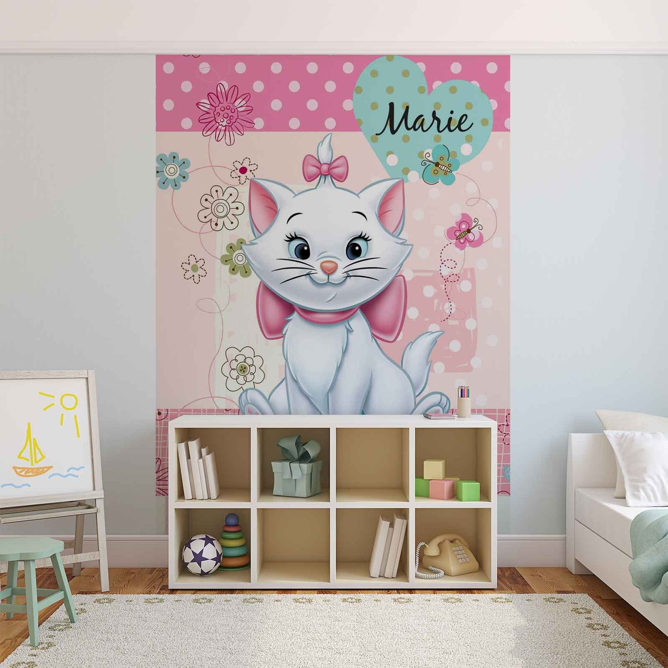 fototapete tapete disney aristocats bei europosters. Black Bedroom Furniture Sets. Home Design Ideas
