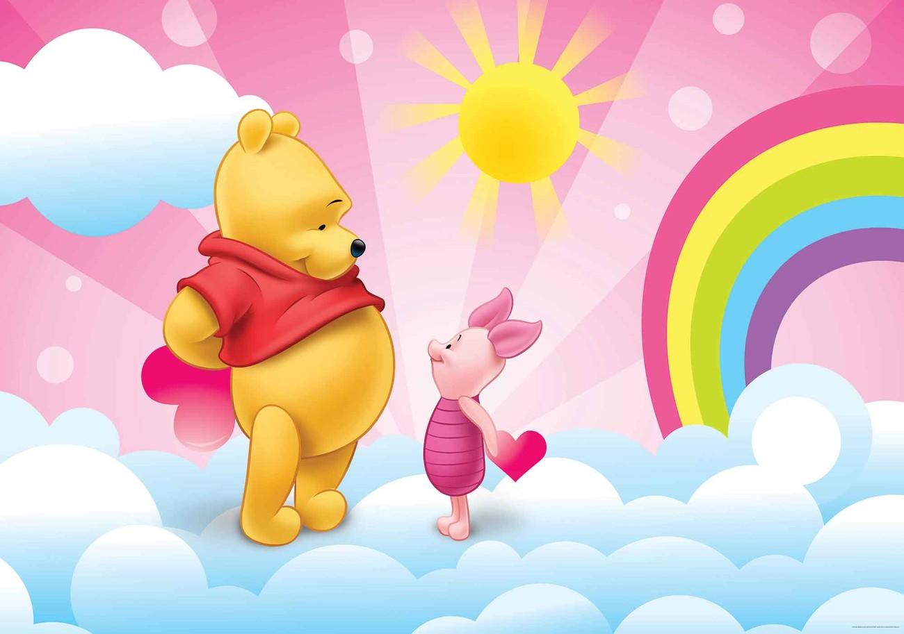 Fototapete, Tapete Disney Winnie Pooh bei EuroPosters - Kostenloser ...