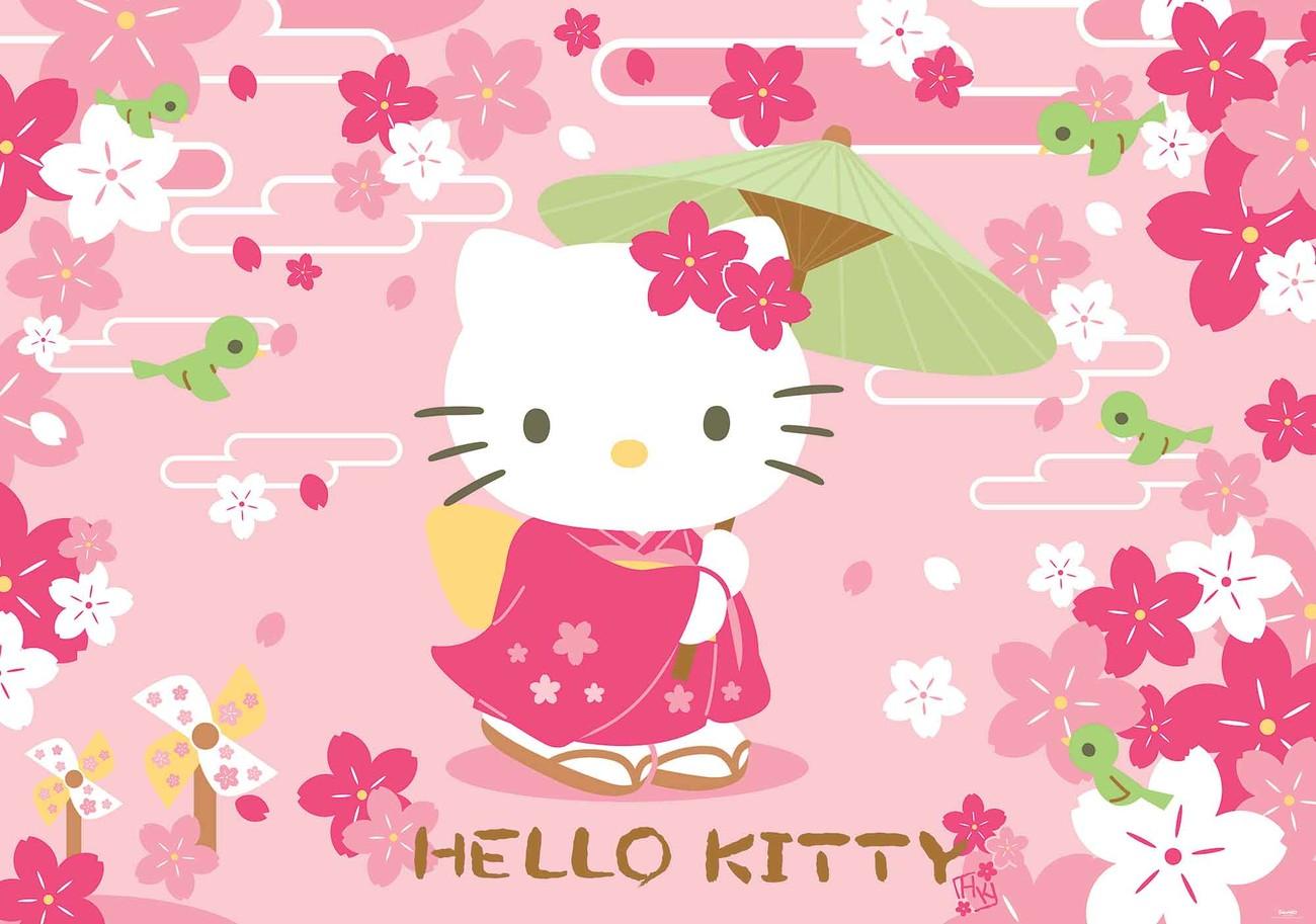 Fototapete, Tapete Hello Kitty Bei Monkeyposters.de