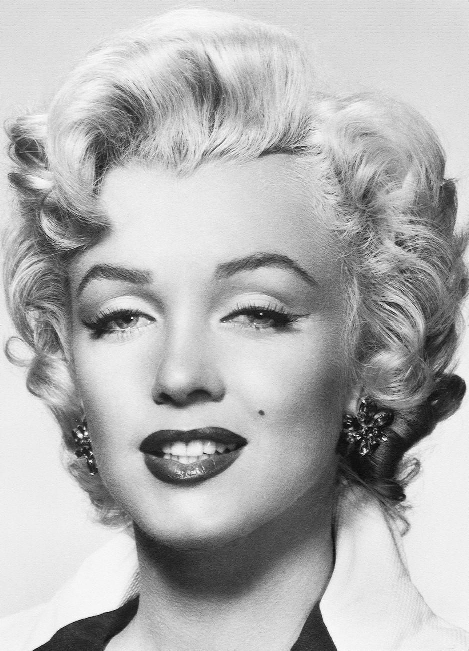 Marilyn Monroe Beauty Mark