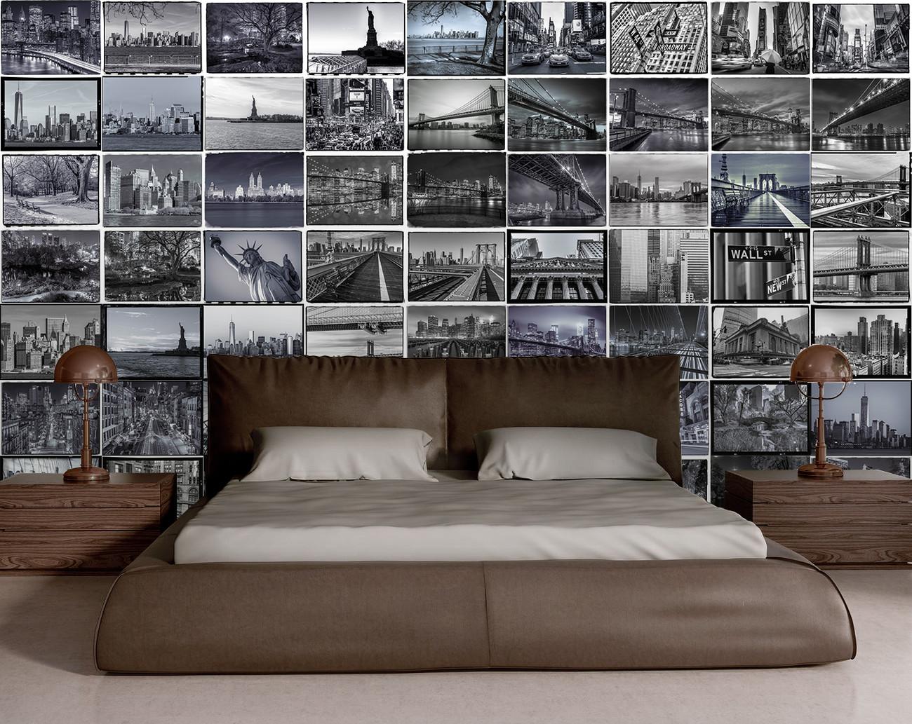 fototapete tapete new york bei europosters kostenloser versand. Black Bedroom Furniture Sets. Home Design Ideas