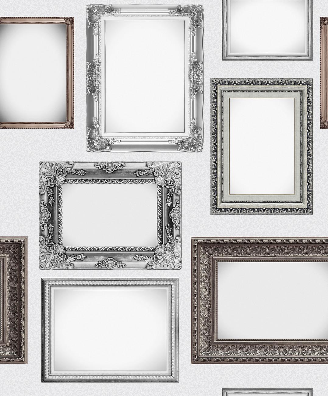 Fototapete, Tapete Rahmen bei EuroPosters - Kostenloser Versand