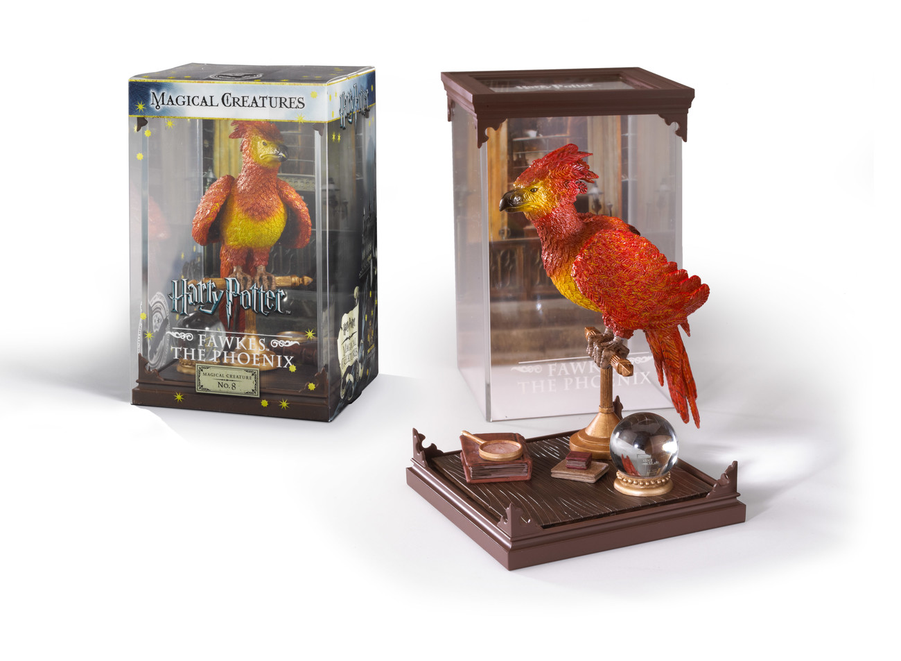 33cm Sammelobjekt Harry Potter Fawkes Die Pheonix Sammler Kuscheltier
