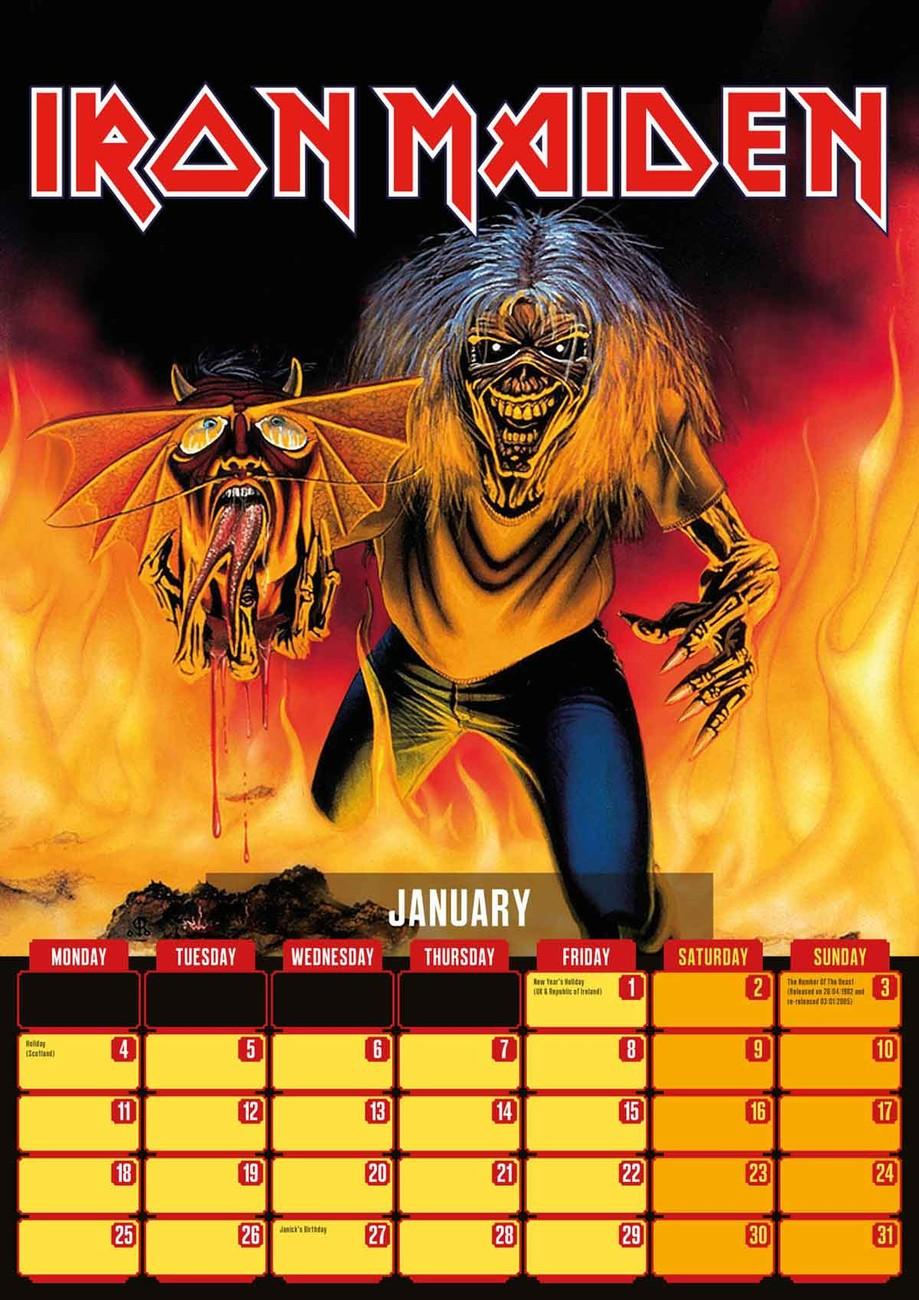 Iron Maiden Tampere 2021