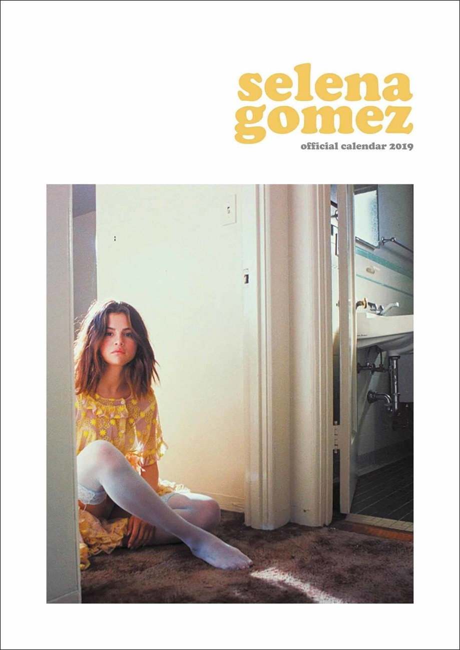 Selena Gomez Kalendarz 2020