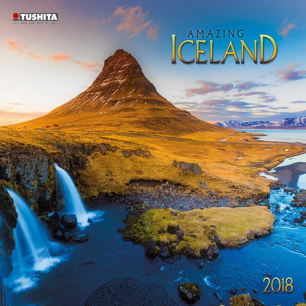 kalender 2019 amazing island bei europosters. Black Bedroom Furniture Sets. Home Design Ideas