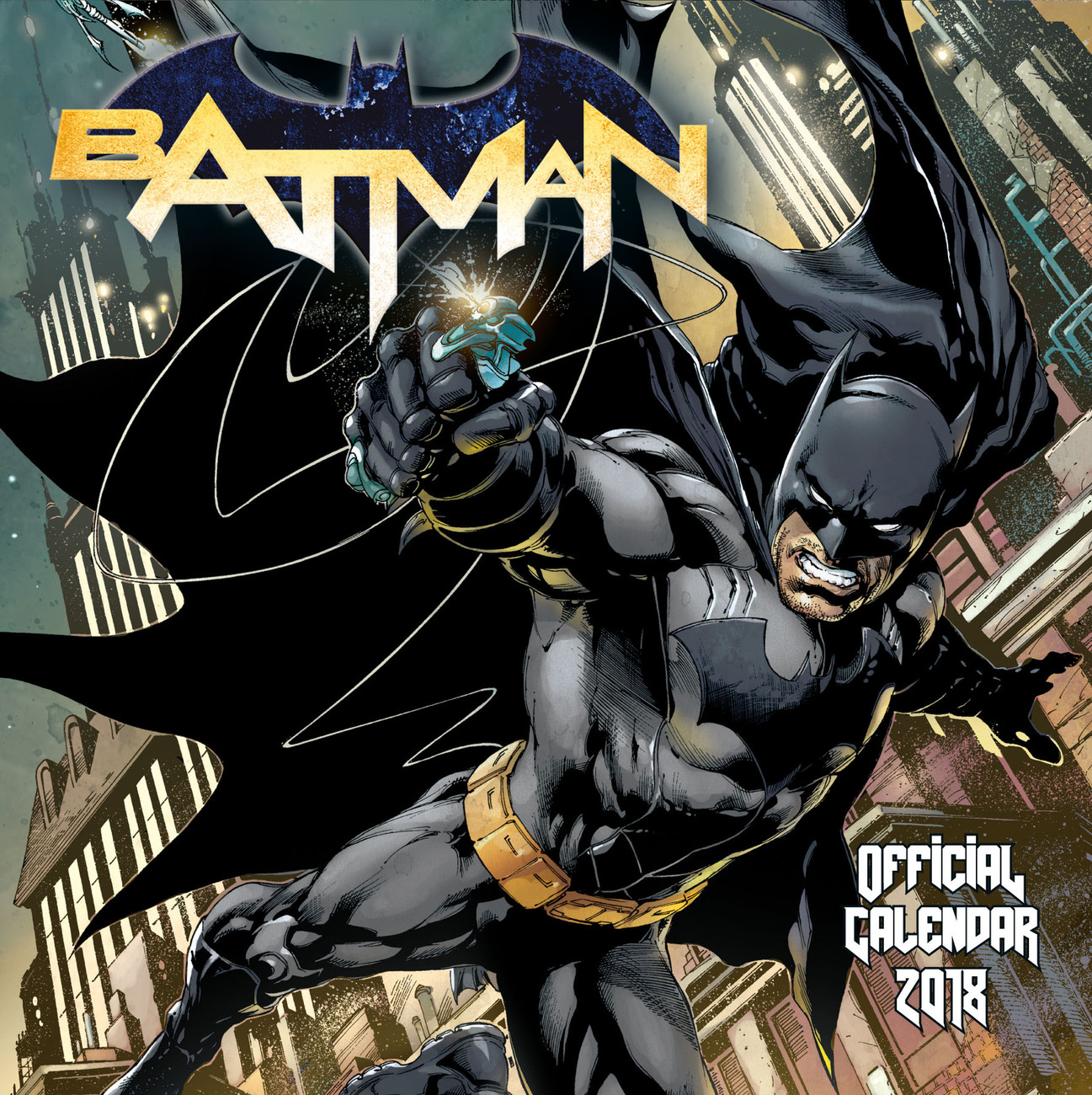 Kalender 2019 Batman Comics bei EuroPosters