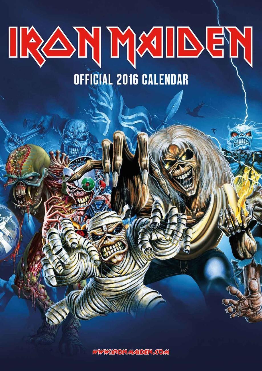 Iron Maiden Trooper Ladies Genser | Kjøp hos Europosters.no