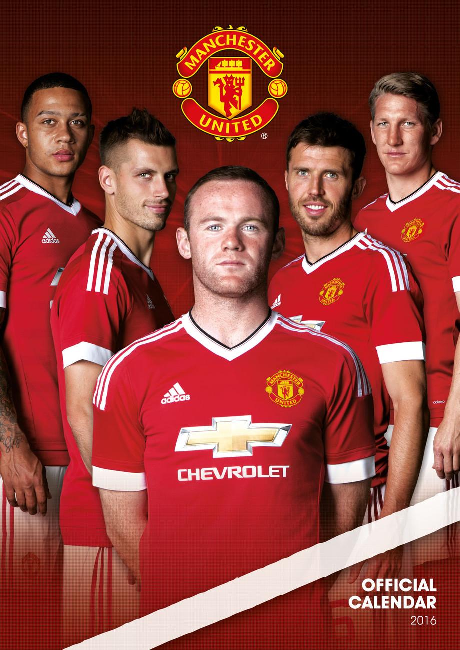 Manchester United Fc Kalender