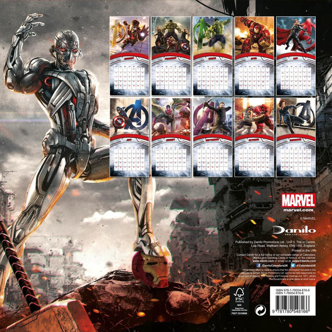 Avengers Age Of Ultron 2021