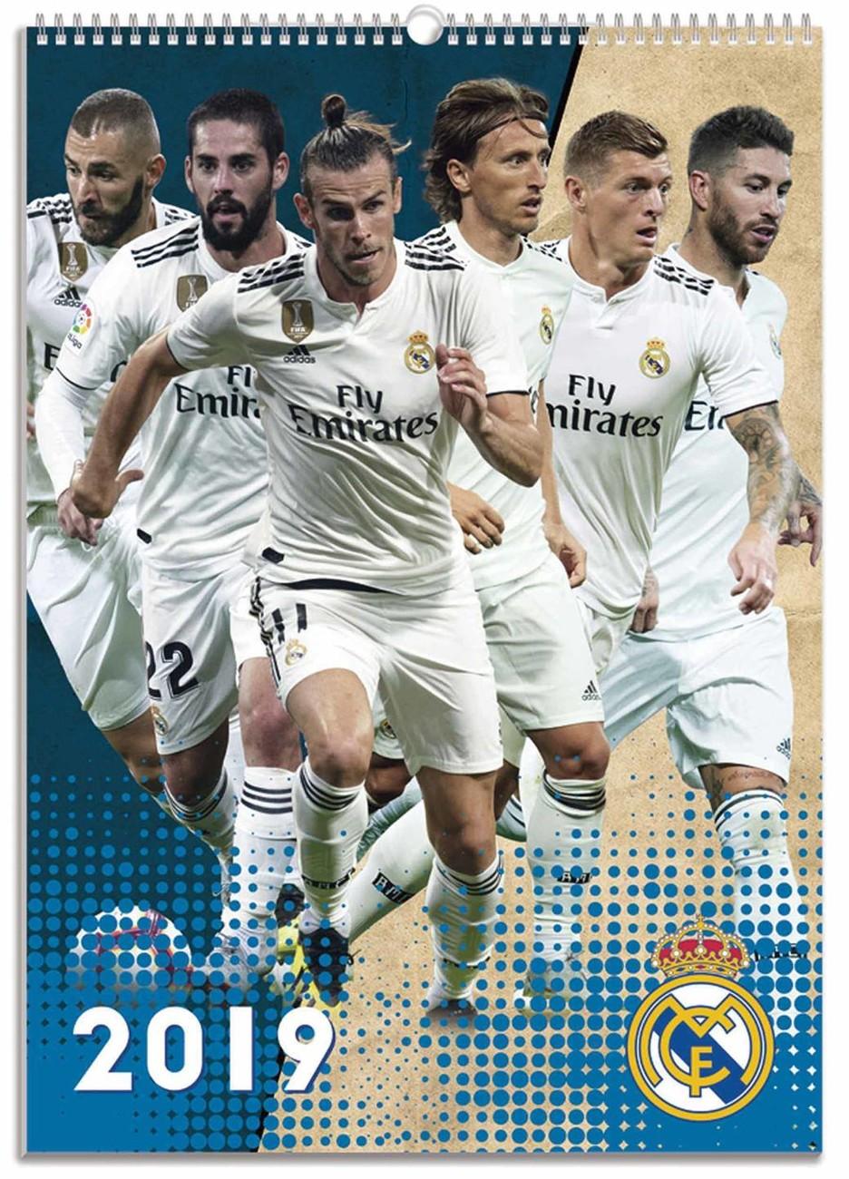 Real Madrid Kalender 2020