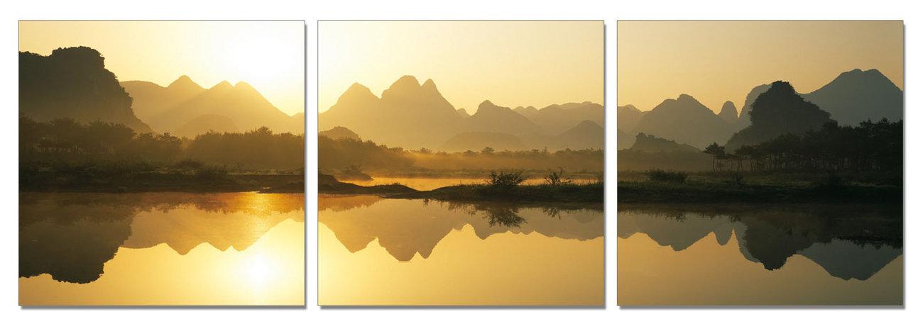 > moderna bilder > världsmetropol > kina - china - kinesiska floder