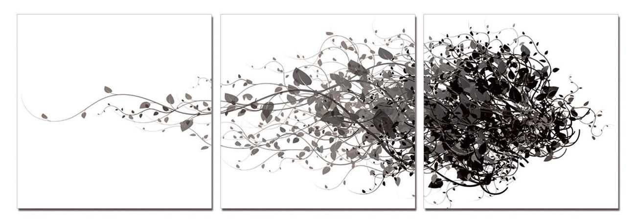 Modern Design - Branches Obraz