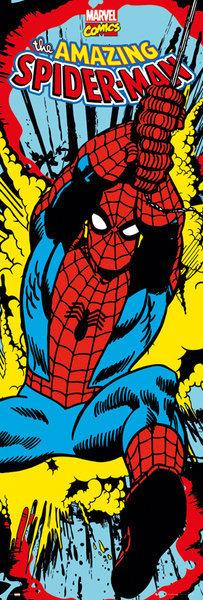Plagát MARVEL - the amazing spiderman