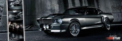 Plakát Easton - Shelby GT 500
