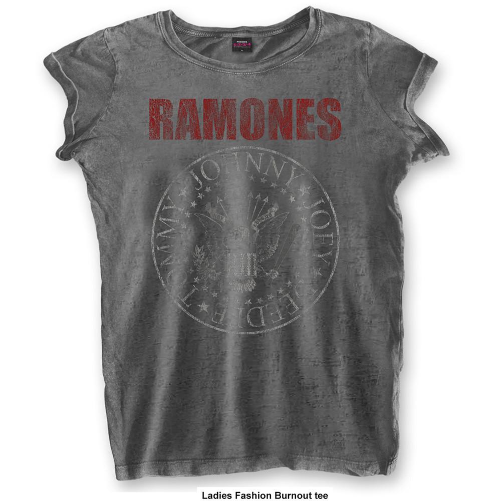 Ramones - Presidential Seal Ladies Póló az Europoszters.hu 0ec97b9eff