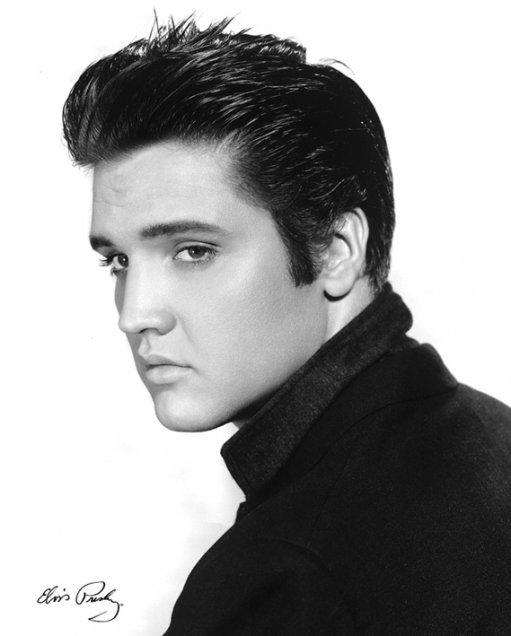 🤩 Elvis Presley - portrait Póster, Lámina | Compra en EuroPosters.es