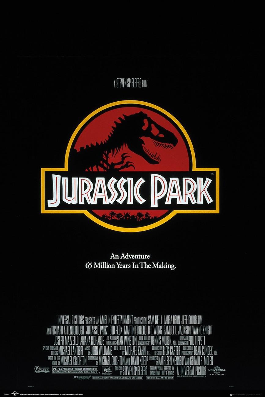 Poster, Quadro Jurassic Park su EuroPosters.it