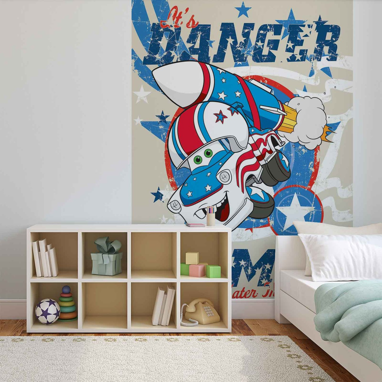 disney cars poster mural papier peint acheter le sur. Black Bedroom Furniture Sets. Home Design Ideas