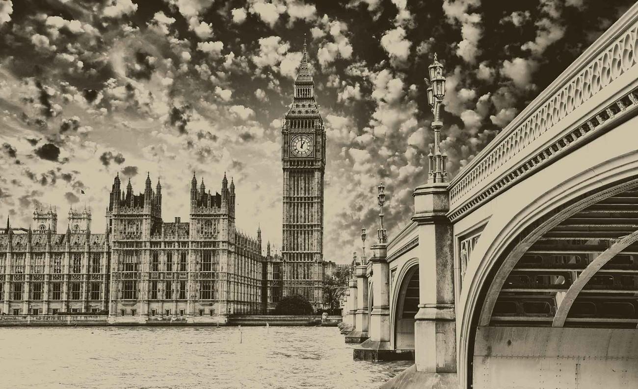 maisons du parlement ville poster mural papier peint acheter le sur. Black Bedroom Furniture Sets. Home Design Ideas