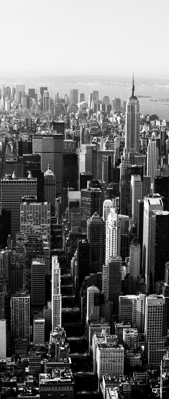 new york skyline poster mural papier peint acheter le sur. Black Bedroom Furniture Sets. Home Design Ideas