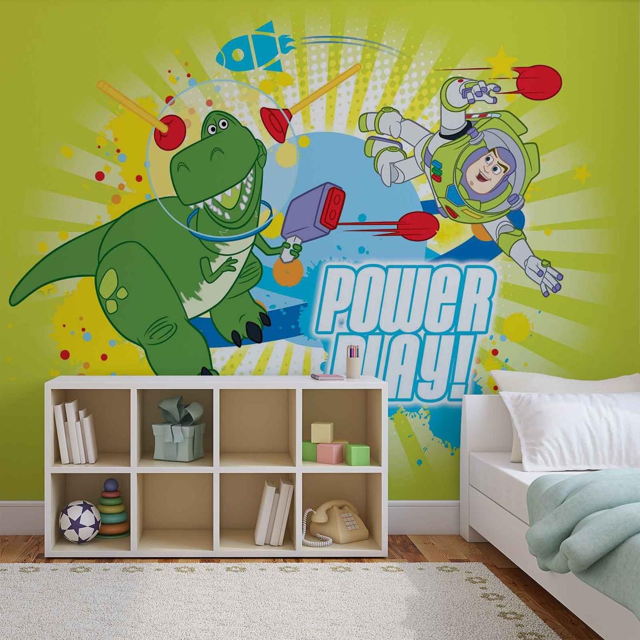 toy story disney poster mural papier peint acheter le sur. Black Bedroom Furniture Sets. Home Design Ideas