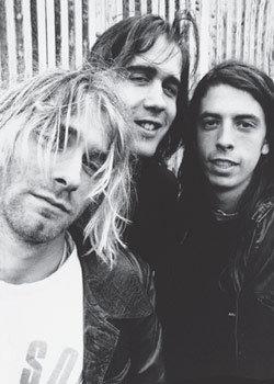 Poster Affisch Nirvana