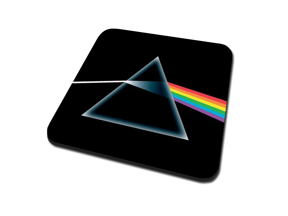 Pink Floyd Dark Side Of The Moon Album Sottobicchieri