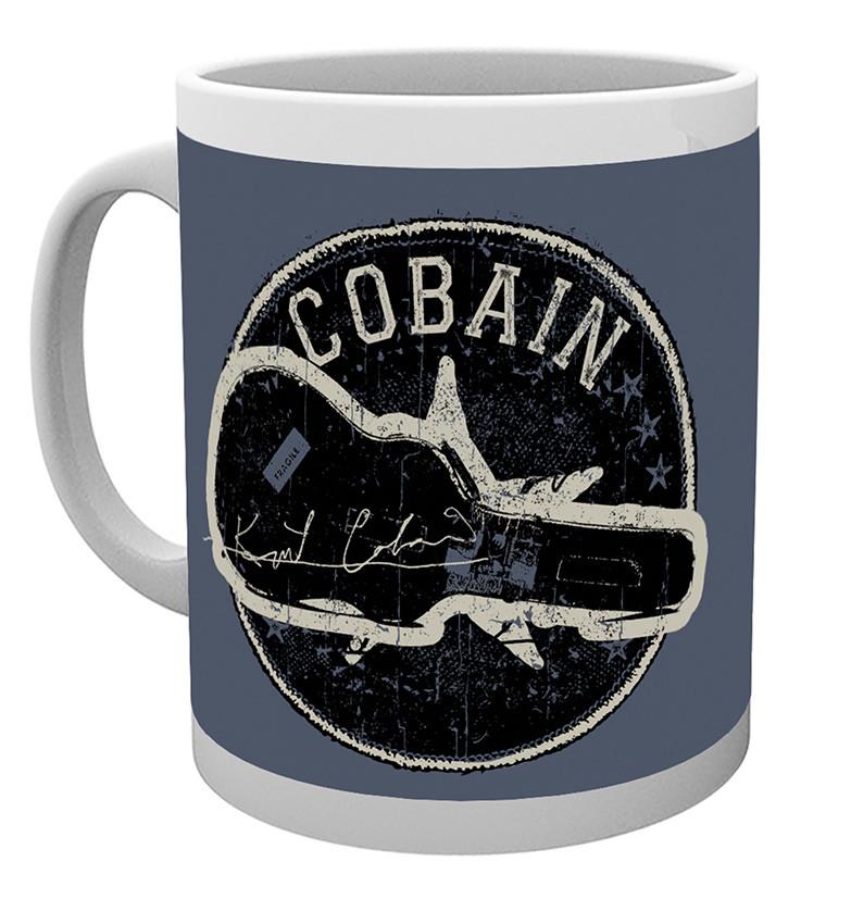 Tasse Kurt Cobain bei EuroPosters