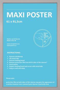 Rahmen - Poster 61x91,5cm