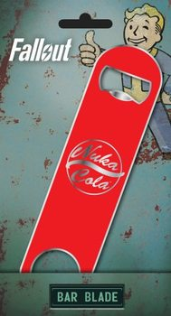 Bottle opener Fallout - Nuka Cola